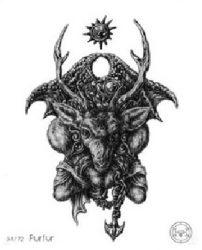 72 демона Гоэтии - Князь Фурфур