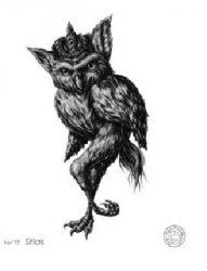72 демона Гоэтии - Принц Столас