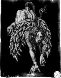 Демоны гоэтии - Герцог Фокалор
