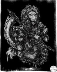 Демоны гоэтии - Маркиз Сабнок