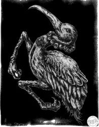 Демоны гоэтии - Маркиз Шакс