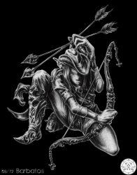 72 демона Гоэтии - Герцог и Граф Барабатос