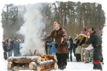 Зимний День Велеса — 28 или 11 февраля