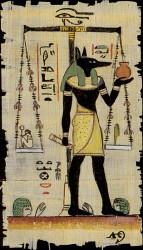 египетские карты таро
