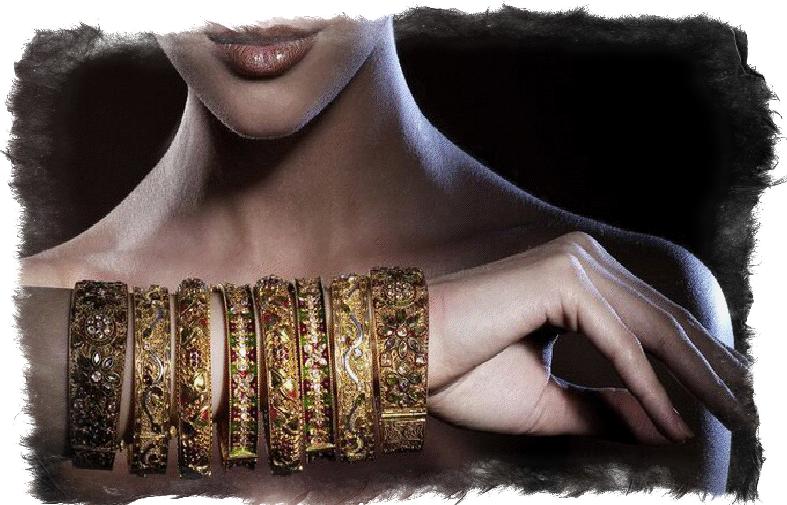 Медный браслет и его польза для организма