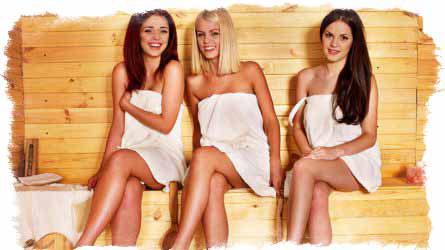 Заговор на похудение в бане