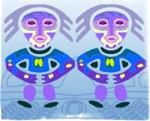 Гадание двойняшки - пермский оракул