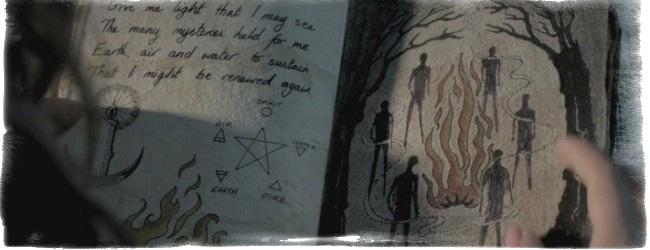 гадать по книге ведьм