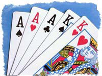 гадания на игральных картах расклады