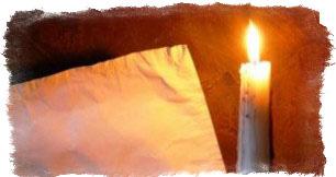 как гадать на свечах