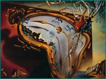 плывущие часы