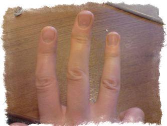 Характер по пальцам человека - как узнать по форме и длине