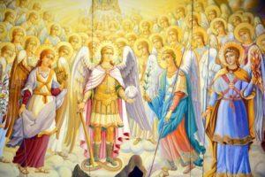 Общая информация о небесной ангельской иерархии