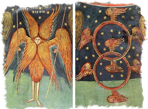 Высшая или первая небесная иерархия