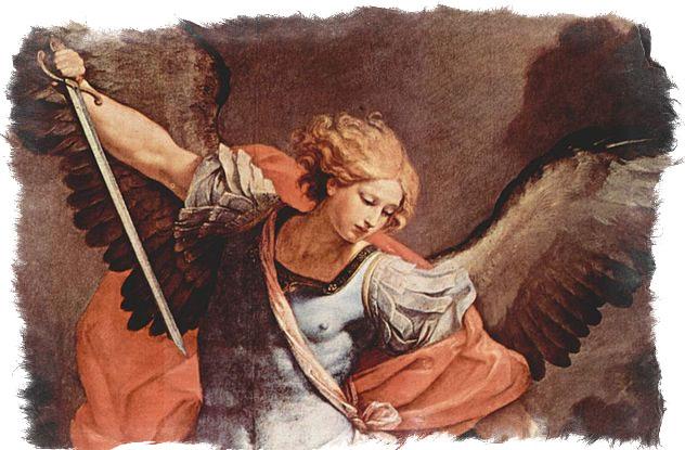 Третья или низшая степень иерархии ангелов