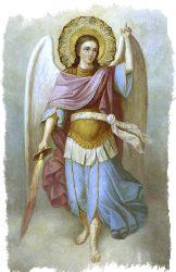 Третья или низшая степень иерархии ангелов - Архангел Михаил