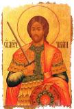 Образ Святого Никиты Новгородского