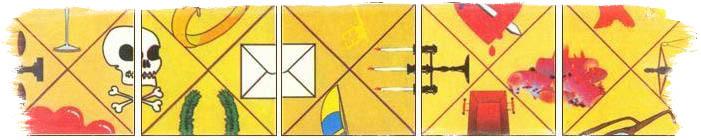 индийские карты таро медичи - особые символы
