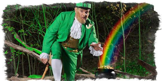 Ирландский лепрекон — кто это?