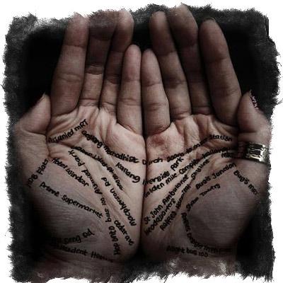 Хиромантия с разъяснениями линий на руке для начинающих