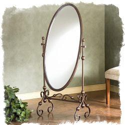 Как поставить зеркальную защиту от зла