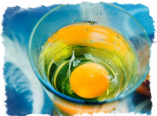 Как убрать сглаз с помощью яйца