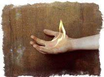 маг огня