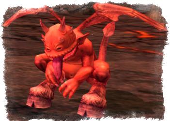 Какие еще бывают бесы и демоны - огненный бес
