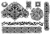 кельтские узоры и их значение