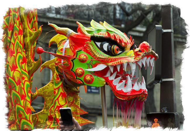 Китайский дракон —значение символа в китайской культуре
