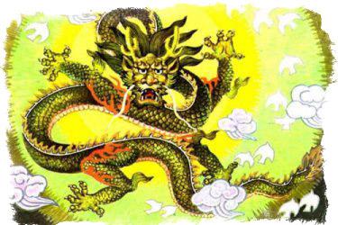 виды китайских драконов - Дилун