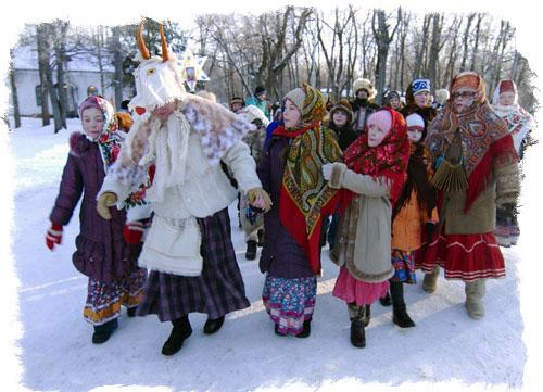 Как отмечали Коляду - старинные обряды и ритуалы