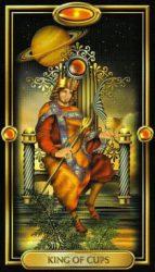 Толкование карт Таро — КорольЧаш (Кубков)