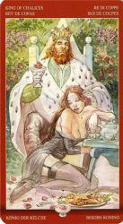 Король Кубков Таро — значение в отношениях