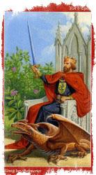 Король Мечей Таро - значение и сочетание с другими картами