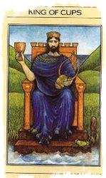 Король Жезлов Таро — значение в раскладах