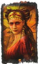 Королева Жезлов Таро — значение в раскладах