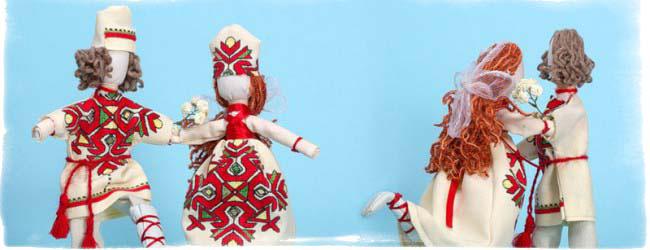 Кукла Берегиня Мотанка - её значение в магии и жизни древних славян