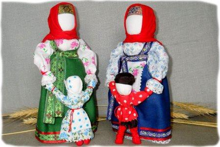 Кукла Ведучка своими руками - мастер класс пошагово