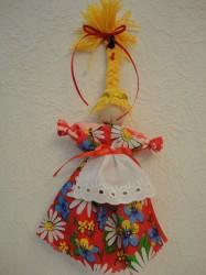Кукла Веснянка — история оберега