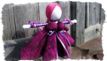 Кукла Желанница - как сделать своими руками