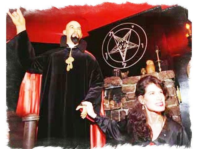 Церковь Сатаны - Лавей Антон