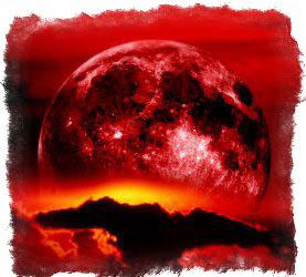 что означает красная луна на небе