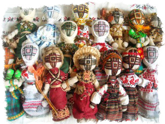 куклы мотанки виды