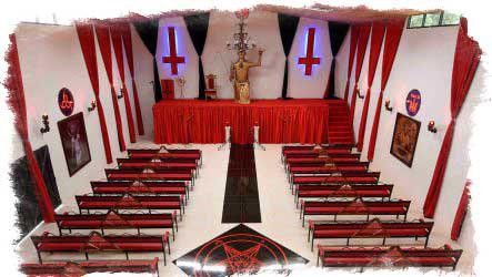 Храмы Люцифера в других странах мира