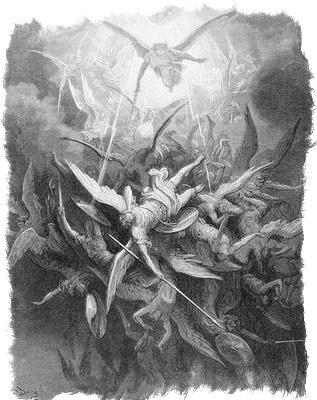люцифер и сатана