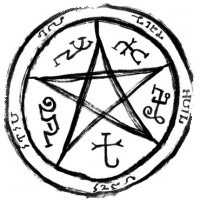 пентаграмма защиты от зла
