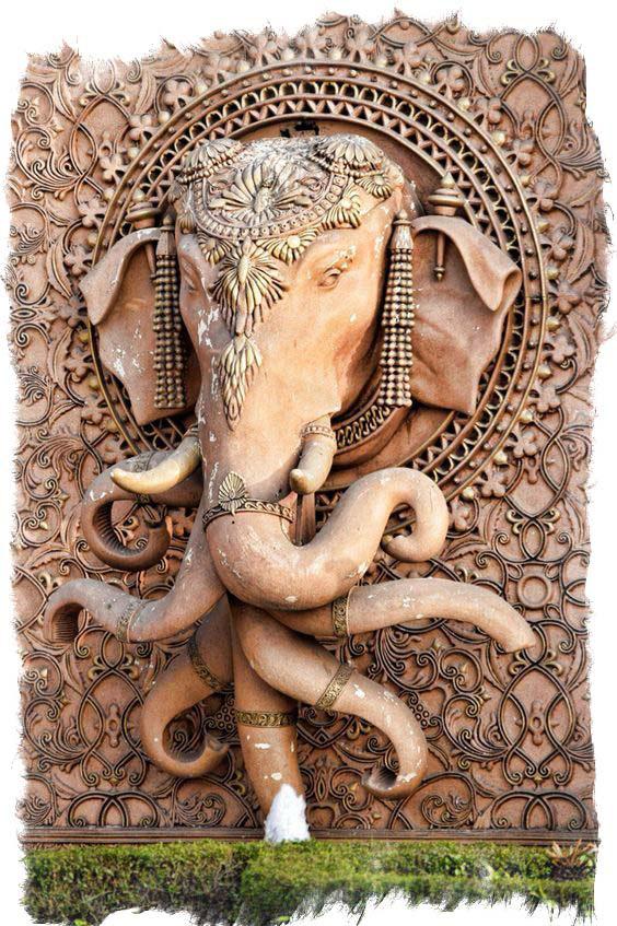 Магические животное Индии — Айравата