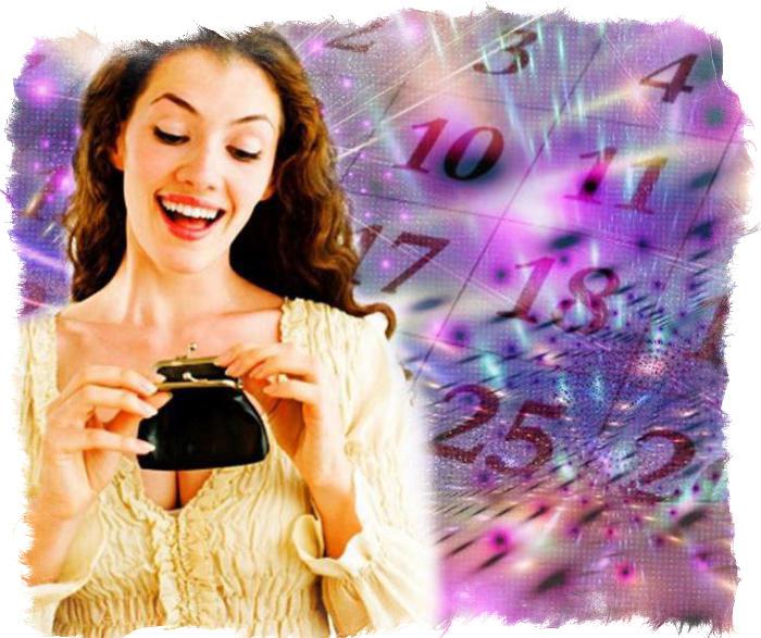 Магия чисел для привлечения денег и удачи