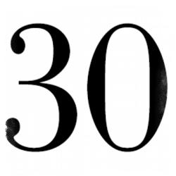 Число 30 в нумерологии - значение